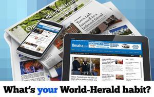 Your World Herald Habit Contest