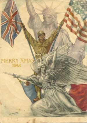 Hansen: Postcards from Belgium tell Omahan's war story