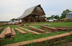Reclaimed lumber gives rise to a new crop of entrepreneurs