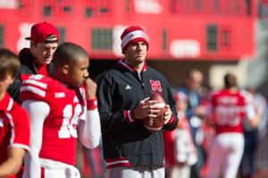 Huskers work to get healthy for Michigan