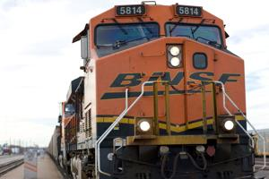 BNSF's capital spending to jump to $5 billion; Union Pacific spending also will rise