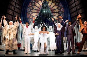 'Sister Act' brings a joyful noise to Orpheum stage