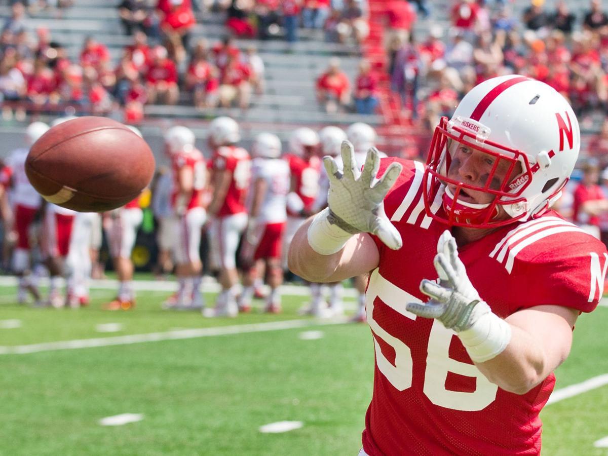 Nebraska linebacker Brad Simpson's risk with special teams rewarded