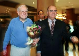 Warren Buffett's faith in Israeli economy wins praise