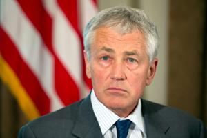 Hagel at West Point: Cadets must stamp out sex assault scourge