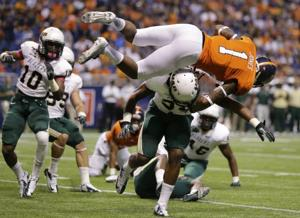 College football schedule and results, Oct. 27