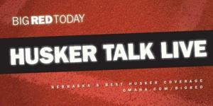 Husker Talk Live: 12:30 p.m.
