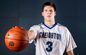 Doug McDermott is named first repeat Ware Award winner