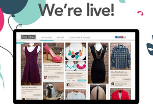 Boutique Window launches its online marketing tool for small retailers