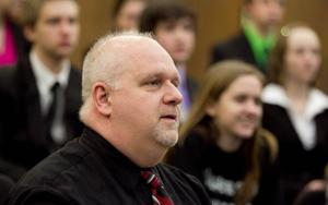 Superintendent says role in 'The Producers' cost him his job with Christian school