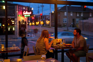 Business is booming in Farnam's Blackstone district