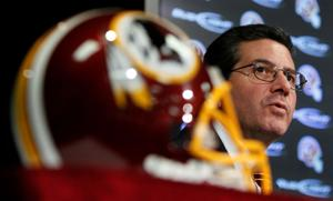 Hansen: Odd gift links Omaha Tribe to owner who won't give up 'Redskins'
