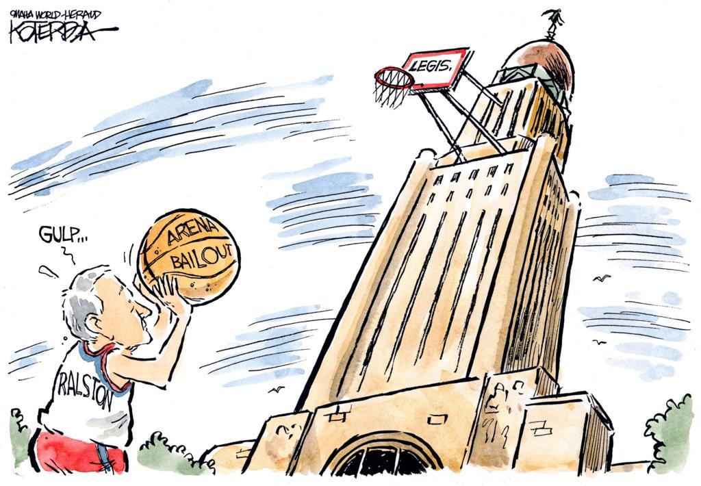 World Herald Editorial Plan Ahead Avoid Arena Pitfalls