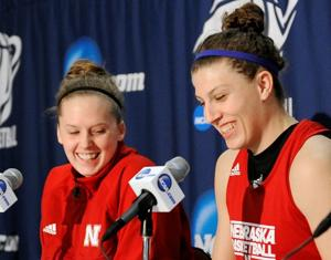NU's Hooper, Moore named honorable mention All-Americans