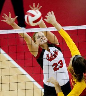 Cook pushing young Huskers past baby steps