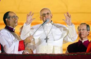 New Pope Francis is first and foremost a pastor