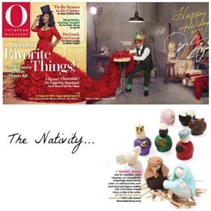 Oprah, Today show feature Omaha-made chocolate nativity