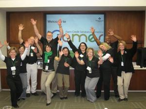 Omaha's best places to work: At Farm Credit Services of America, a culture of inclusiveness, respect