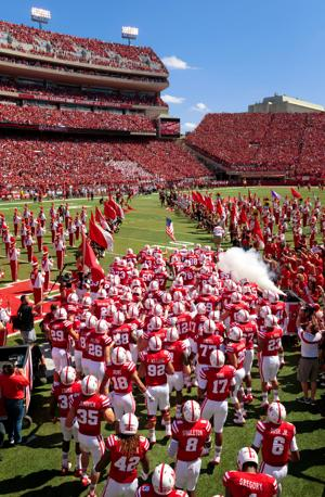Chatelain: Husker game day in Lincoln will be an experience unlike any Riley's had