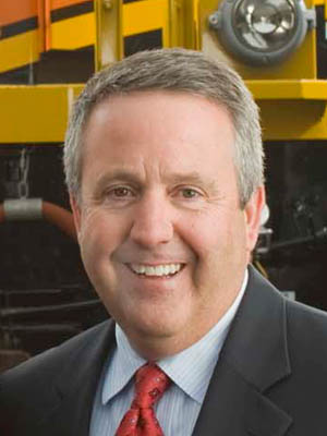 BNSF shuffle: Ice becomes CEO; Rose now executive chairman