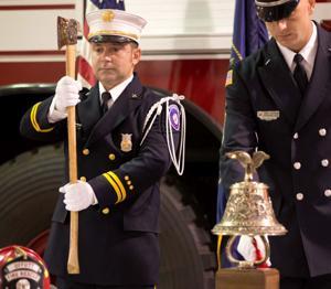 'Every American should remember': Offutt firefighters honor 9/11 victims