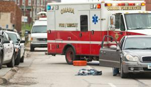 Naked lover ends up with road rash