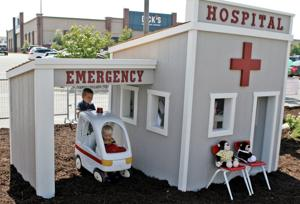 Little houses bring big donations for CASA