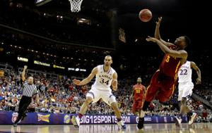 Niang, Cyclones knock out KU at Big 12 tournament
