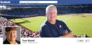 Facebook: Tom Shatel's page