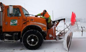Omaha to get 6 inches of snow; storm expected to taper off by midnight