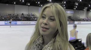 Video: Chatting with figure skating champ Tara Lipinski; judging at the championships