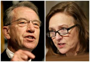 Senate Republicans split over threat to risk government shutdown in bid to kill Obamacare