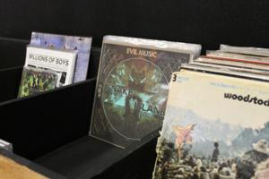 Rock Candy: Want only local music? Try this store