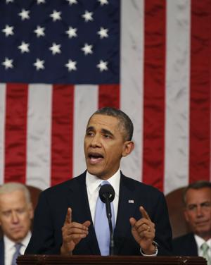 President Barack Obama's State of the Union address: the highlights