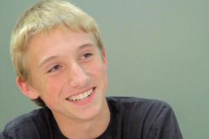 Mount Michael student's memory lives on in video