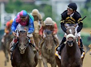 Stars align for Hall of Famers at the Preakness