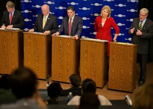 Omaha's mayor candidates on the attack in the final days