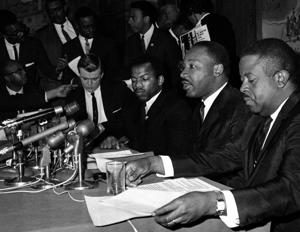 Students' essays share how Martin Luther King Jr. inspires today