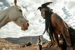 Film review: Don't see 'Lone Ranger' expecting TV tale