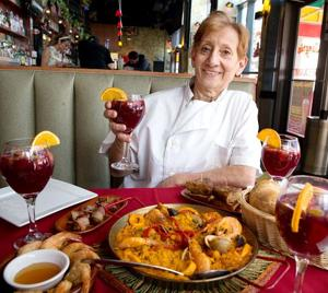 Let Maria Sangria's fill you in on Spain