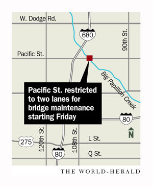 Work to begin on heavily traveled Pacific Street