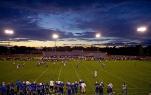 Face-lift for a venerable Duncan Field