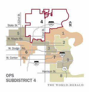 OPS Subdistrict 4: Differing visions for 'change'
