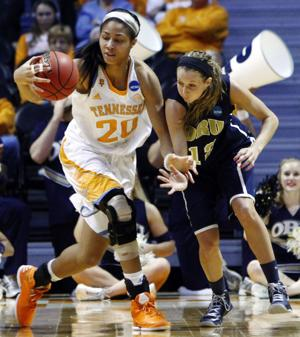 Notes: Harrison giving Lady Vols boost off bench