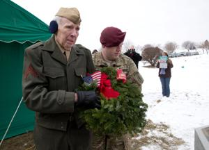 Omaha's Wreaths Across America celebrates military service