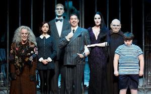 'Addams Family' full of witty tricks, treats