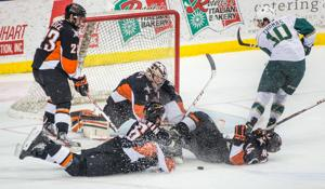Lancers fall short in series opener with Sioux City