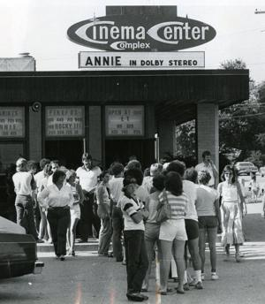 Omaha movie theater archives: Cinema Center, Dundee, Chief