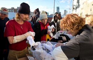 Iowans' weekly trip to help homeless on Omaha's streets now a full-time passion