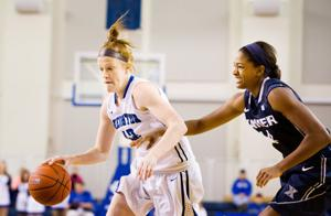 Hoya height a concern for Bluejay women